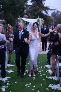 Treva Brandon and Robby Scharf Wedding